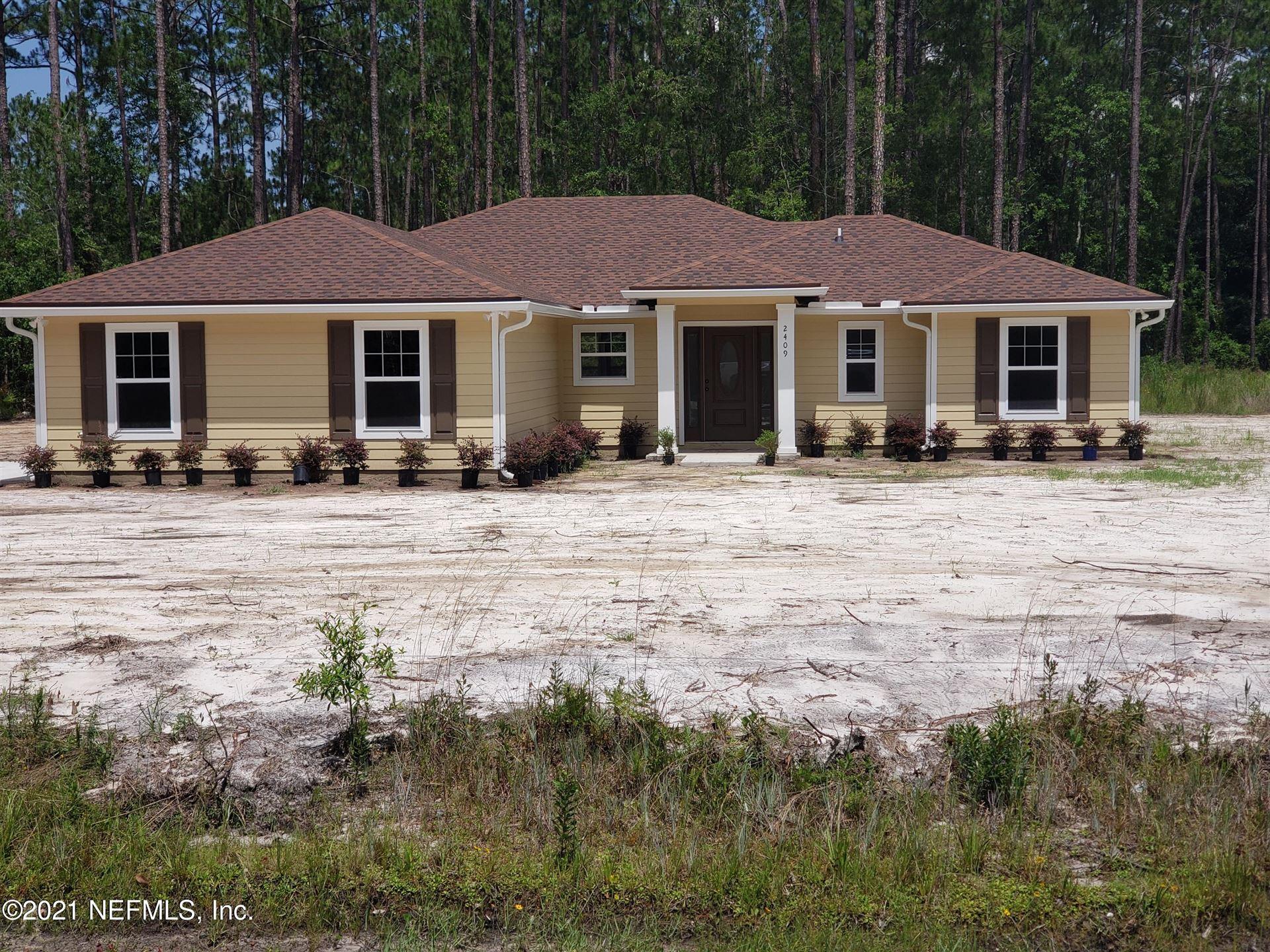 4604 PEPPERGRASS ST #Unit No: 2 Lot No: 3, Middleburg, FL 32068 - MLS#: 1108969