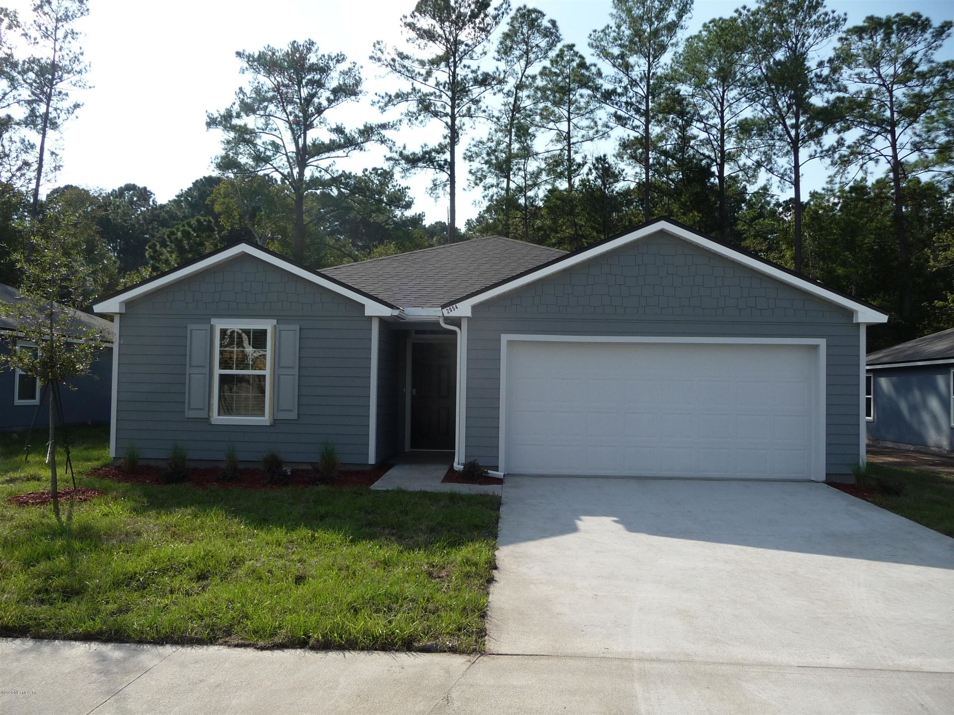 2054 NOTTOWAY WOODS LN #Lot No: 156, Jacksonville, FL 32220 - #: 1056970
