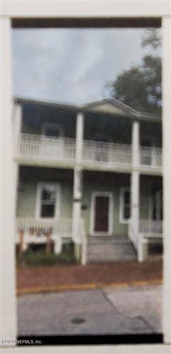 Photo of 62 CUNA ST #Lot No: Lot 14, ST AUGUSTINE, FL 32084 (MLS # 1083971)