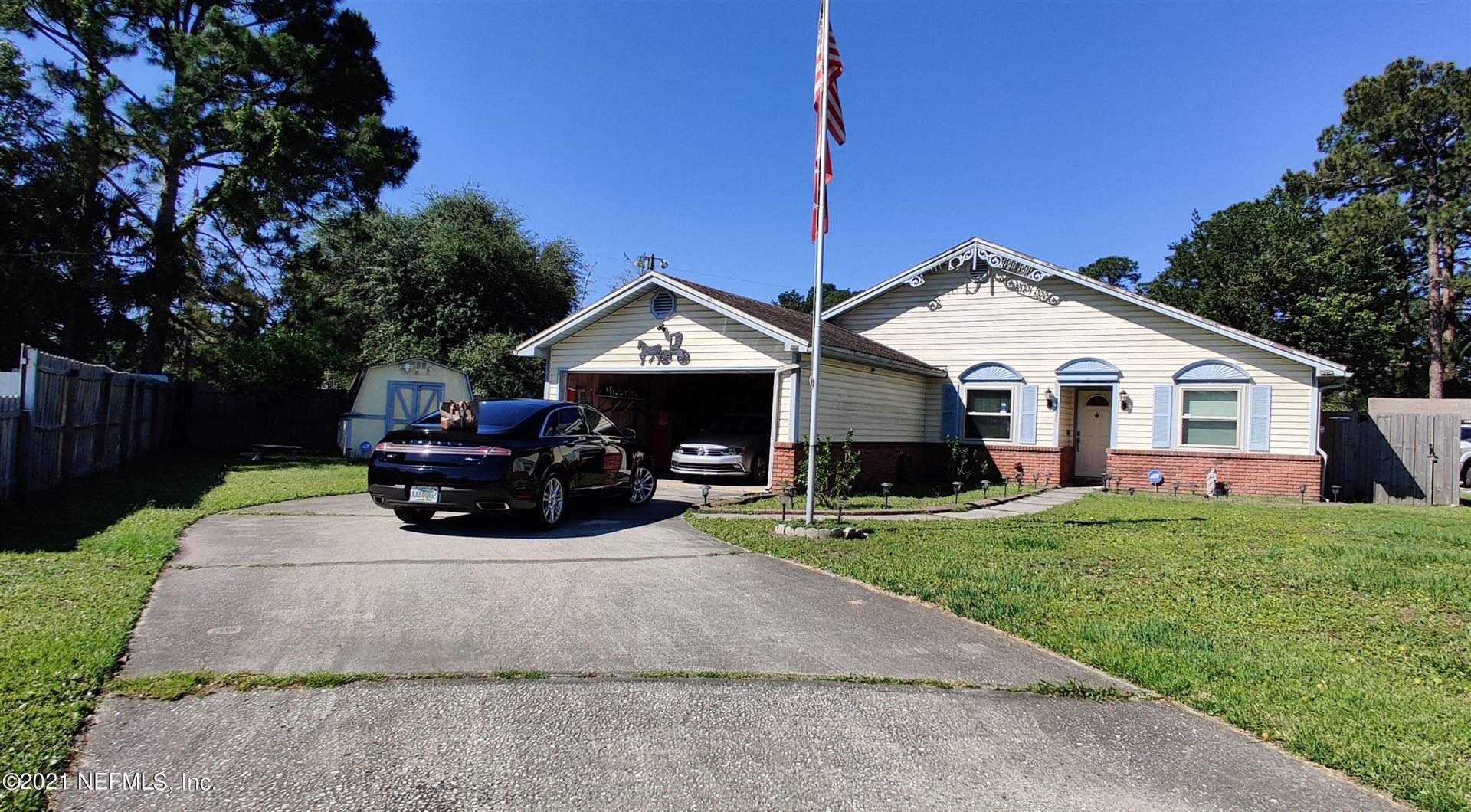 10880 RUTHERFORD CT #Lot No: 42-94 05-4S, Jacksonville, FL 32257 - MLS#: 1108976