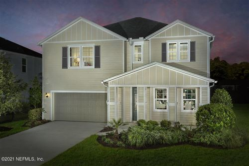 Photo of 14981 BARTRAM CREEK BLVD #Lot No: 105, ST JOHNS, FL 32259 (MLS # 1089978)