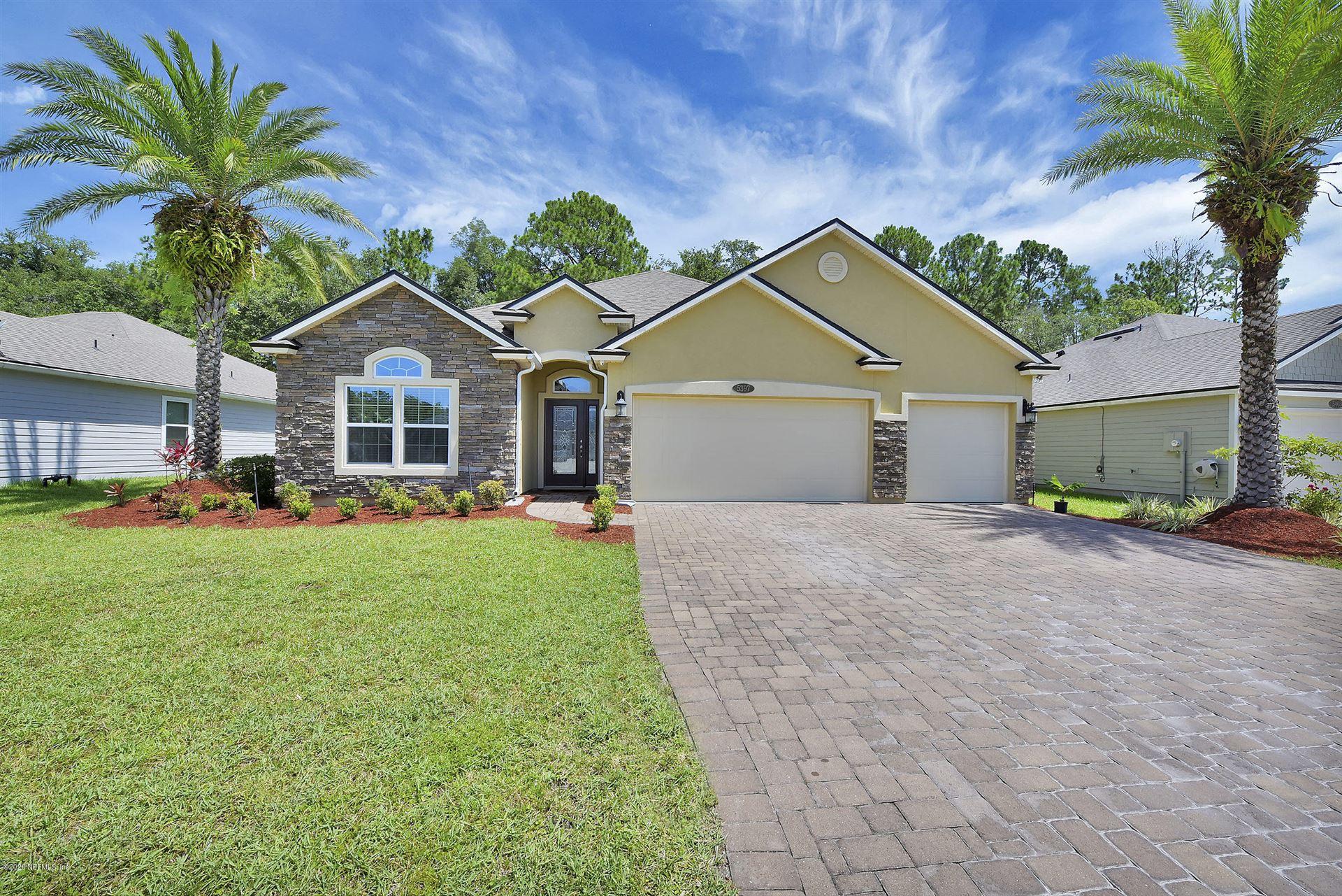 5397 PARKSIDE LAKES DR, Jacksonville, FL 32257 - MLS#: 1060980