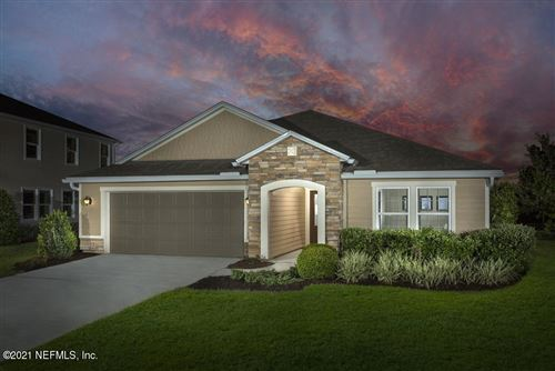 Photo of 14987 BARTRAM CREEK BLVD #Lot No: 104, ST JOHNS, FL 32259 (MLS # 1089982)