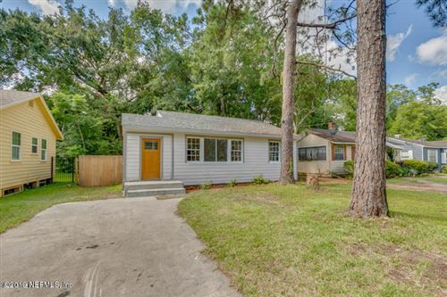 Photo of 3516 MYRA ST, JACKSONVILLE, FL 32205 (MLS # 1023986)