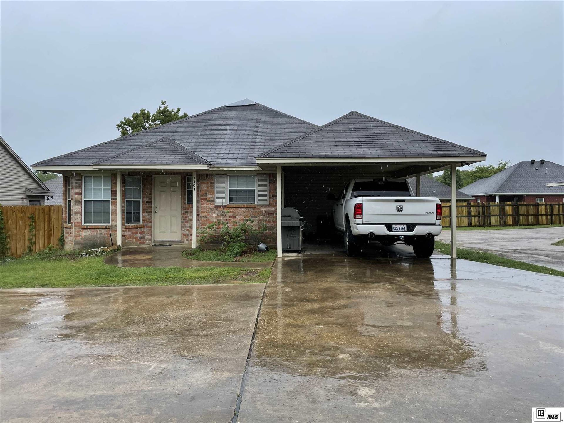 1401 W KENTUCKY AVENUE, Ruston, LA 71270 - #: 197060