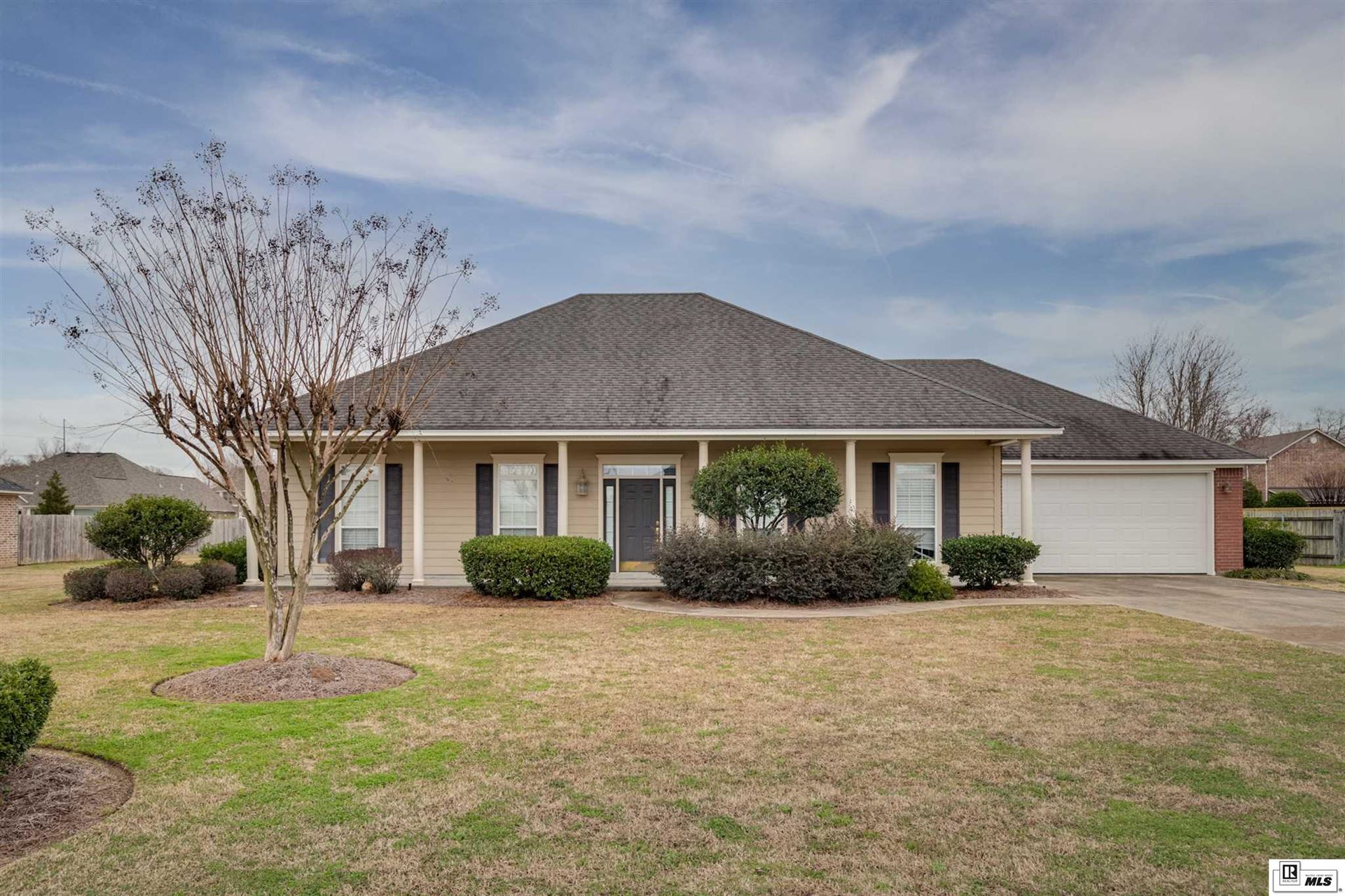 417 EAST FRENCHMAN\'S BEND ROAD, Monroe, LA 71203 - #: 196205