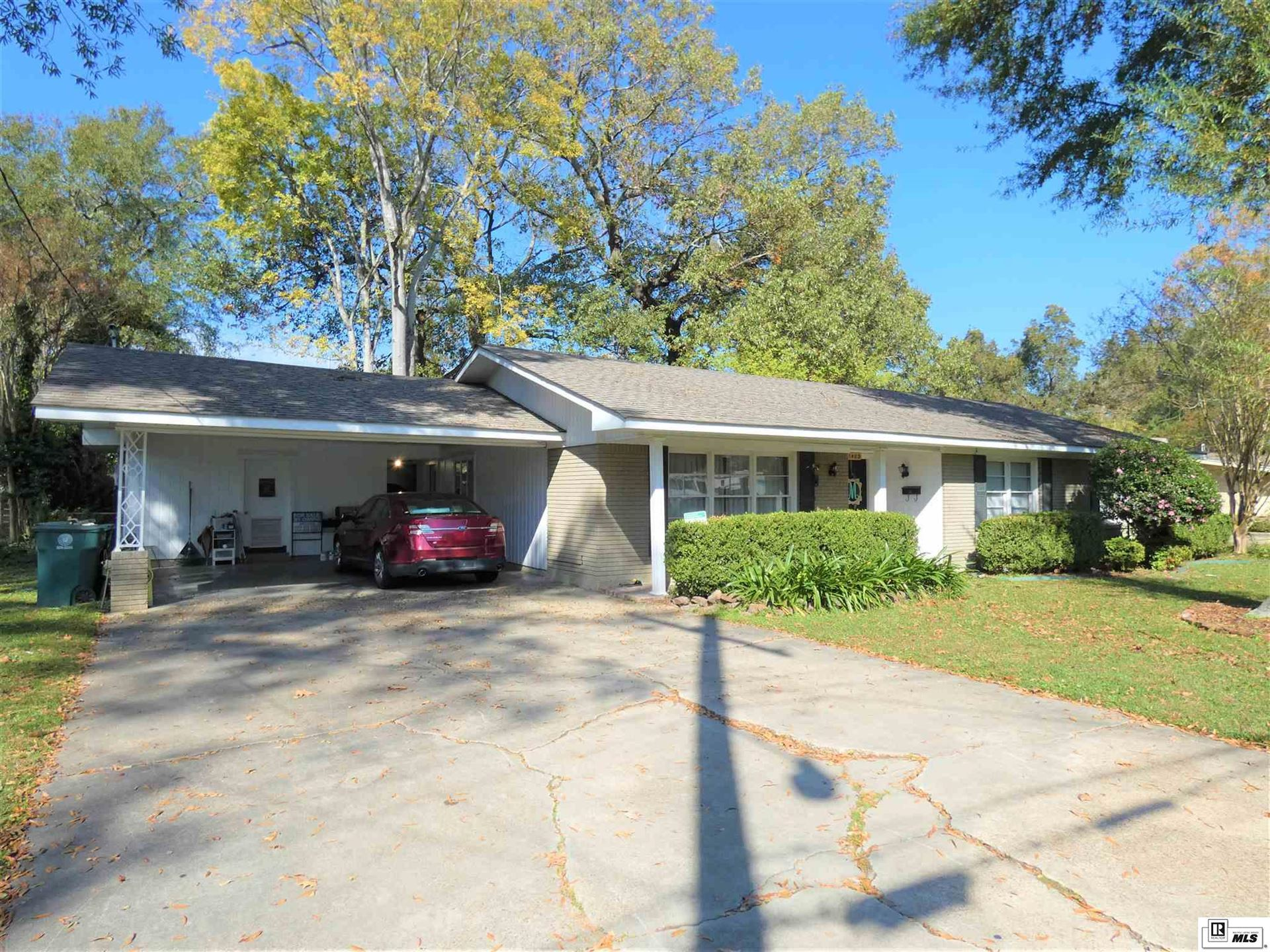1403 SPEED AVENUE, Monroe, LA 71201 - #: 195317