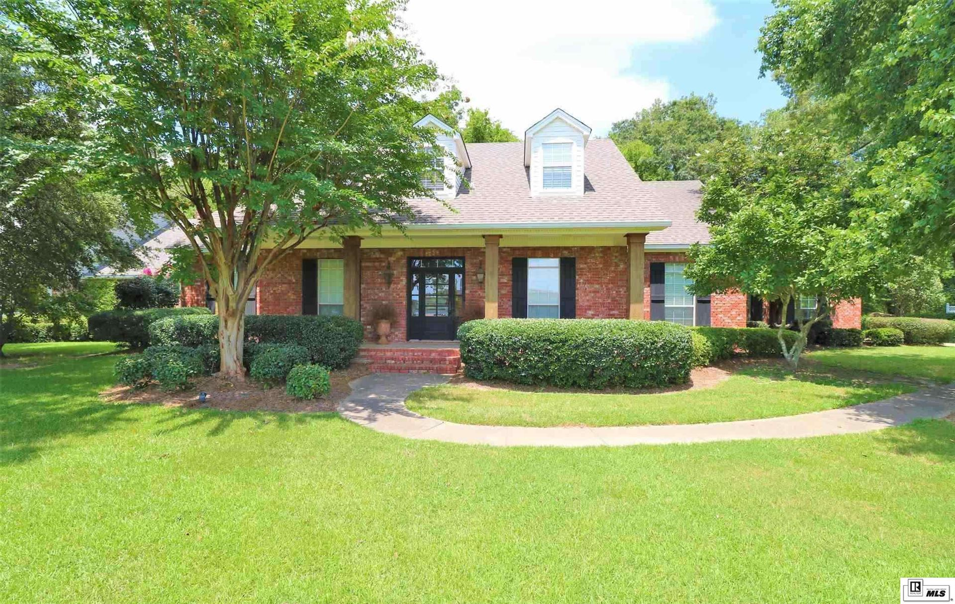 1493 FRENCHMANS BEND ROAD, Monroe, LA 71203 - #: 197369