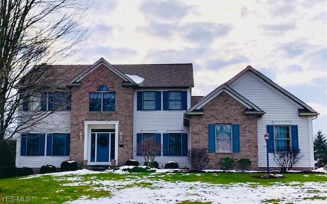 4446 Golden Eagle Road NW, Massillon, OH 44646 - #: 4248004