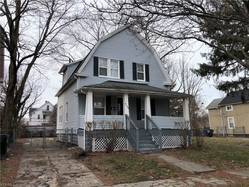 4140 E 143rd Street, Cleveland, OH 44128 - #: 4160005