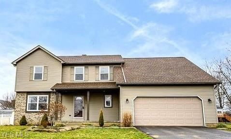 Photo of 21 Montgomery Dr, Canfield, OH 44406 (MLS # 4172030)