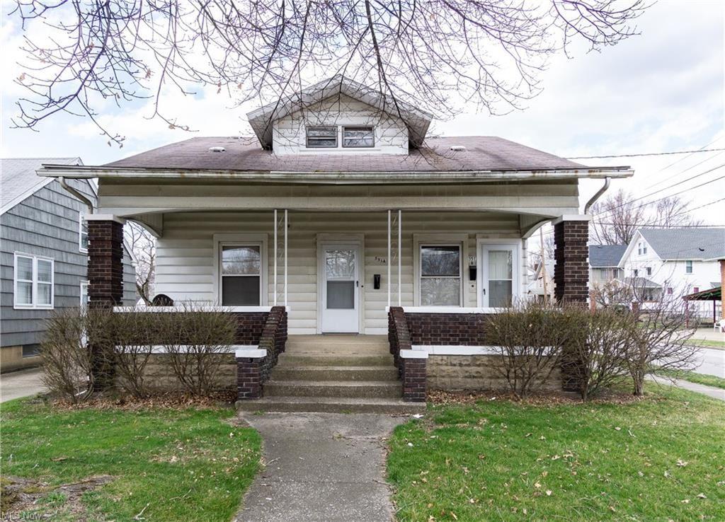 351 E Glenwood Avenue, Akron, OH 44310 - #: 4265038