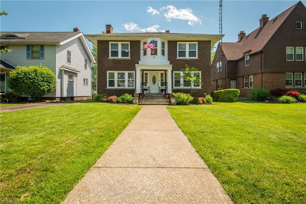 332 19th Street NW, Canton, OH 44709 - MLS#: 4197045