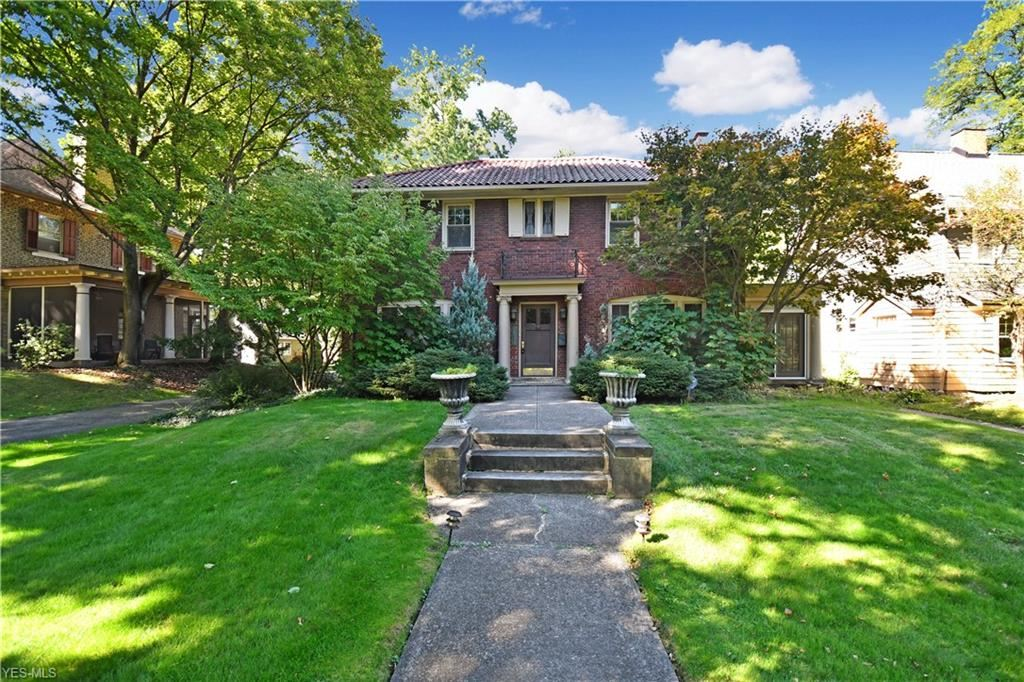 2831 Edgehill Road, Cleveland Heights, OH 44118 - #: 4176046