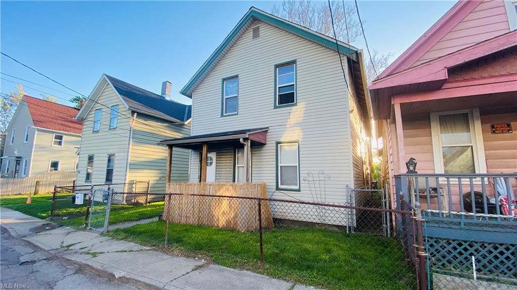 3292 W 23rd Place, Cleveland, OH 44109 - #: 4280054