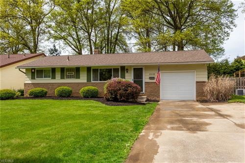 Photo of 25118 Doe Drive, North Olmsted, OH 44070 (MLS # 4191057)