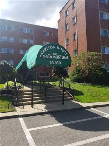 Photo of 16100 Van Aken Boulevard #405, Cleveland, OH 44120 (MLS # 4315058)