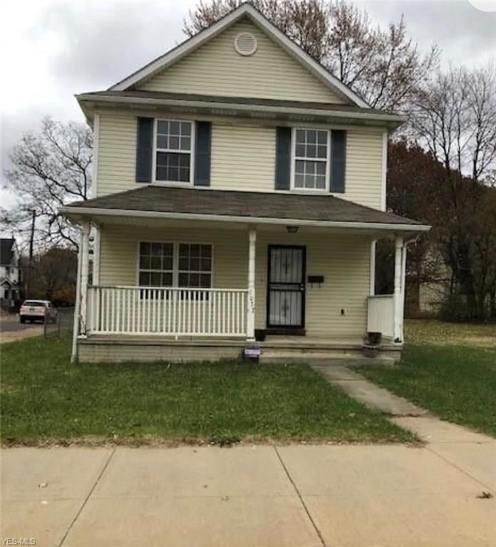 1033 E 79th Street, Cleveland, OH 44103 - #: 4244059
