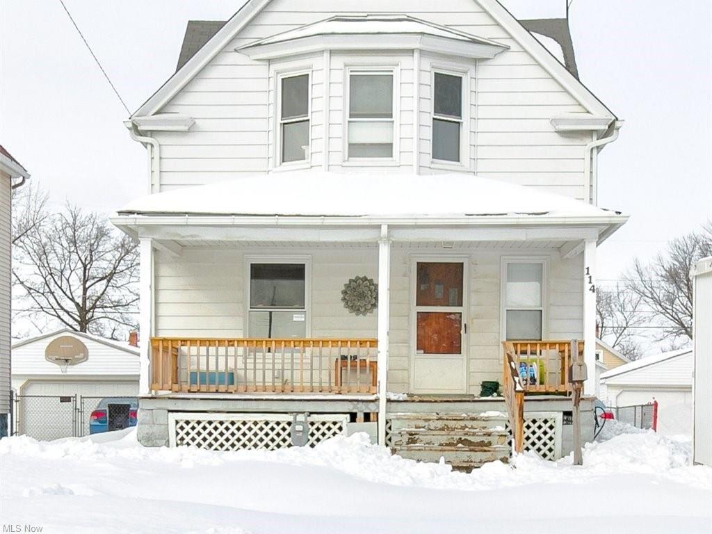 114 Hamilton Street, Elyria, OH 44035 - #: 4257063