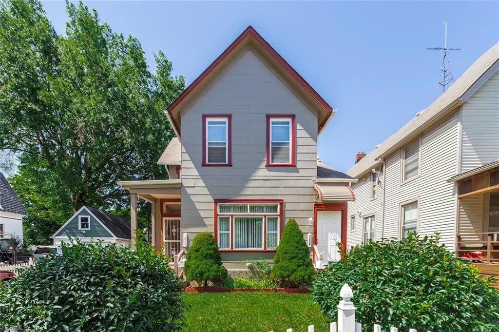 1858 W 45th Street, Cleveland, OH 44102 - #: 4216086