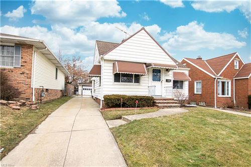 Photo of 11705 Tonsing Drive, Garfield Heights, OH 44125 (MLS # 4259092)
