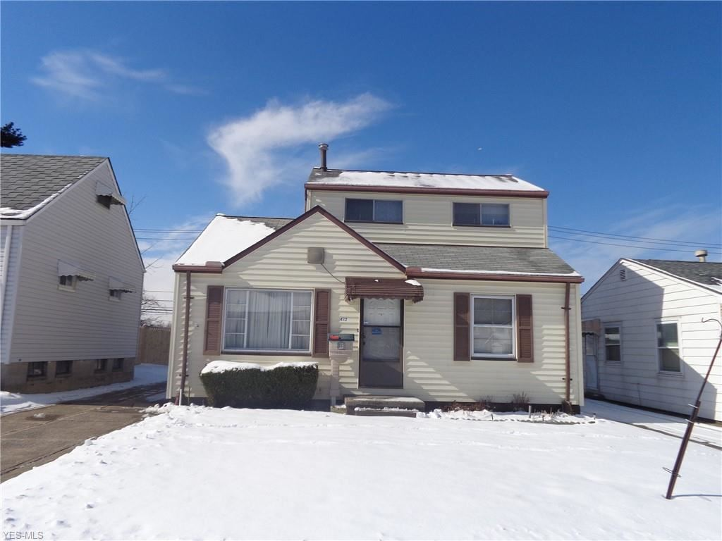 4512 W 140th Street, Cleveland, OH 44135 - MLS#: 4168092