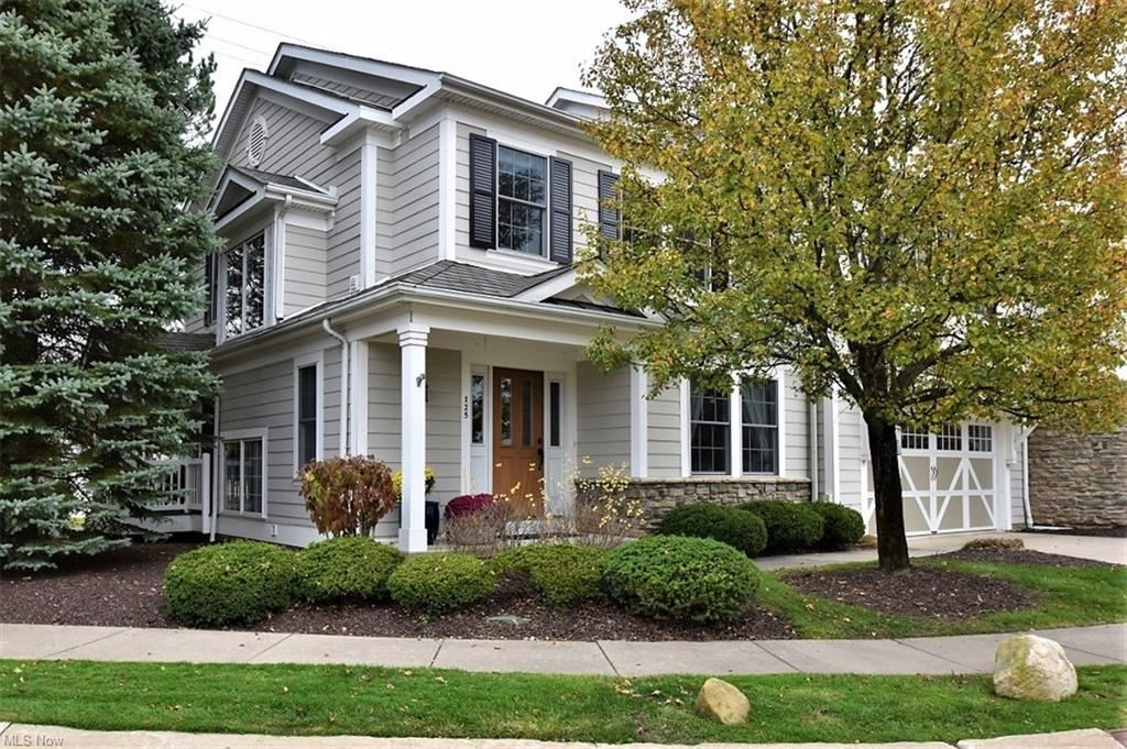 125 Bell Tower Court, Chagrin Falls, OH 44022 - #: 4254111
