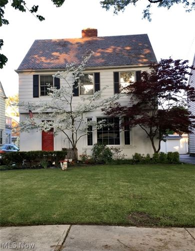 Photo of 3694 Palmerston Road, Shaker Heights, OH 44122 (MLS # 4315121)