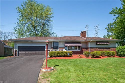 Photo of 3740 Sunnybrooke Drive, Youngstown, OH 44511 (MLS # 4190133)