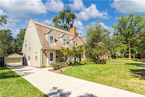 Photo of 3666 Townley Road, Shaker Heights, OH 44122 (MLS # 4311136)