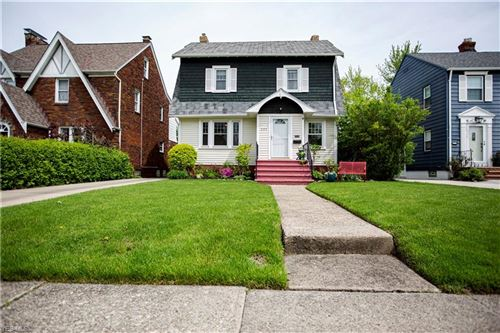 Photo of 3573 Silsby Road, University Heights, OH 44118 (MLS # 4191137)