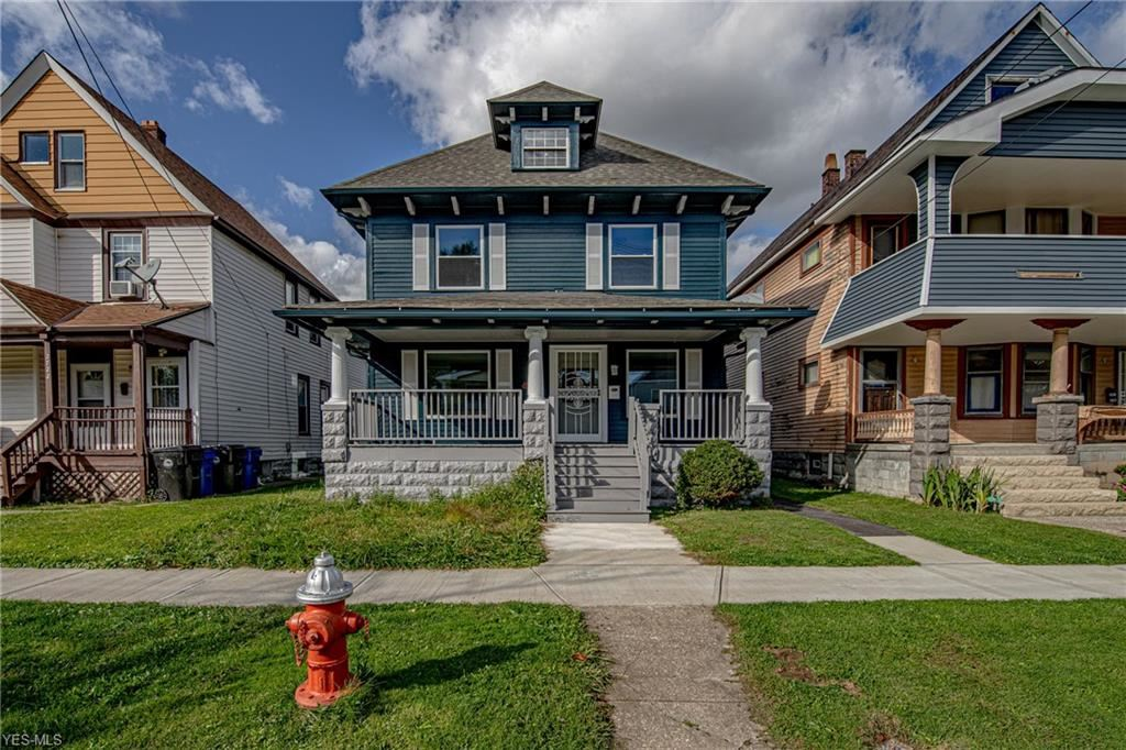 2714 Marvin Avenue, Cleveland, OH 44109 - #: 4229141