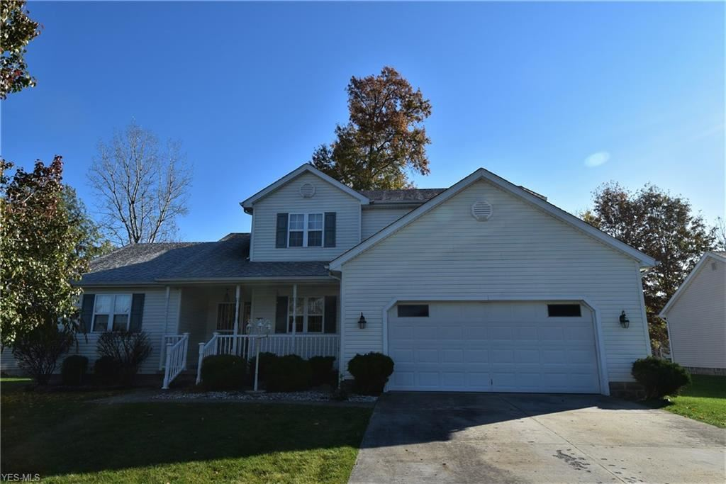 1233 Cross Drive, Austintown, OH 44515 - #: 4237153