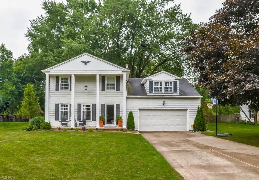 Photo of 4849 Orchard Dale Drive NW, Canton, OH 44709 (MLS # 4303153)