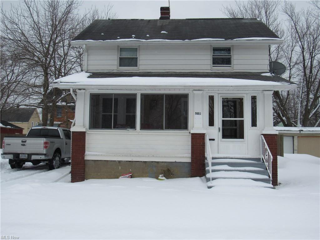 501 W 25th Street, Lorain, OH 44052 - #: 4257158