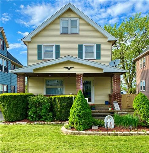 Photo of 8705 Jeffries Avenue, Cleveland, OH 44105 (MLS # 4190162)