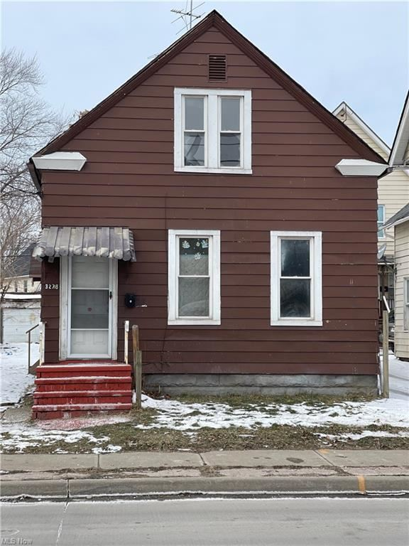3278 Fulton Road, Cleveland, OH 44109 - #: 4255165