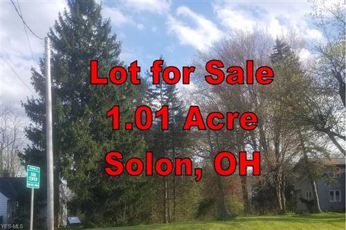 Photo of Pettibone Road, Solon, OH 44139 (MLS # 4188174)