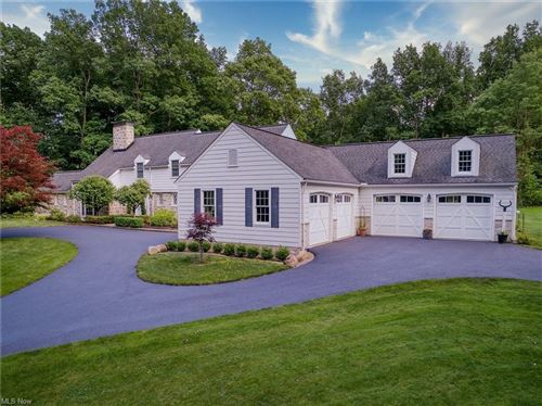 Photo of 36400 South Woodland Road, Moreland Hills, OH 44022 (MLS # 4308176)
