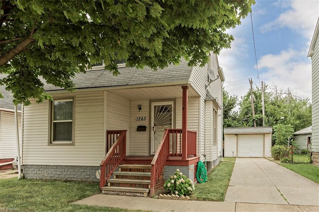 1263 E 170th Street, Cleveland, OH 44110 - #: 4259205
