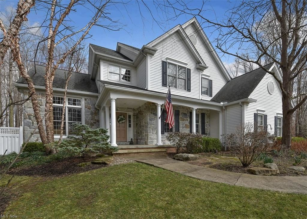 412 Reserve Trail, Chagrin Falls, OH 44022 - #: 4265211