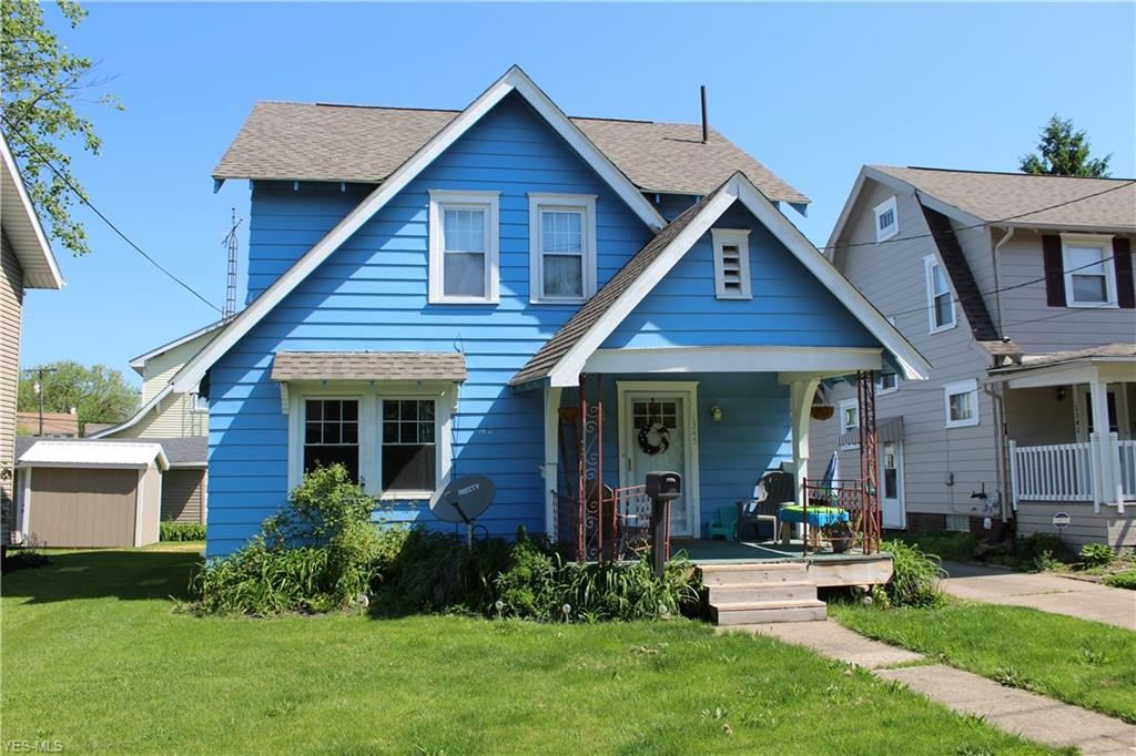 1345 23rd Street NW, Canton, OH 44709 - MLS#: 4191214
