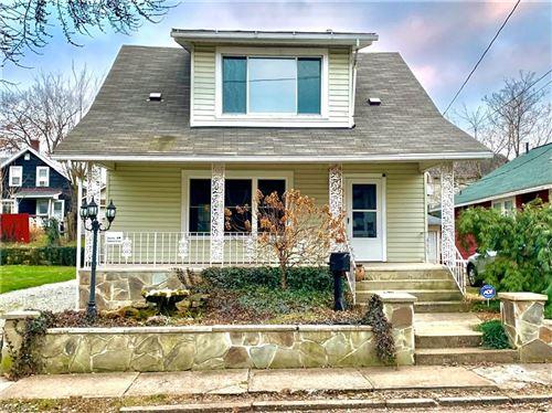 Photo of 23 Burton Avenue NE, Massillon, OH 44646 (MLS # 4246217)