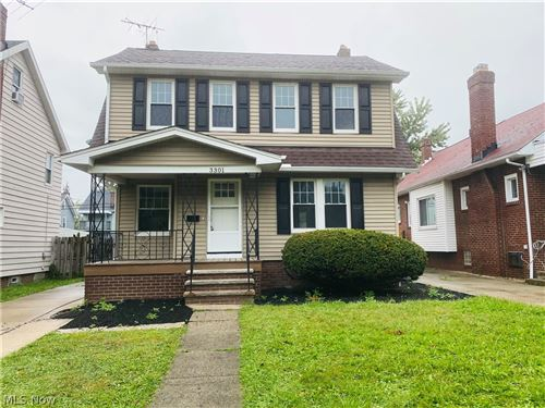 Photo of 3301 Silsby Road, Cleveland Heights, OH 44118 (MLS # 4317221)
