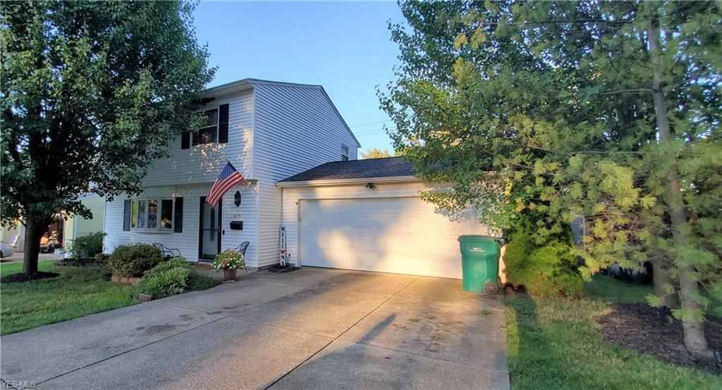 6131 Magnolia Drive, Mentor, OH 44060 - #: 4221223