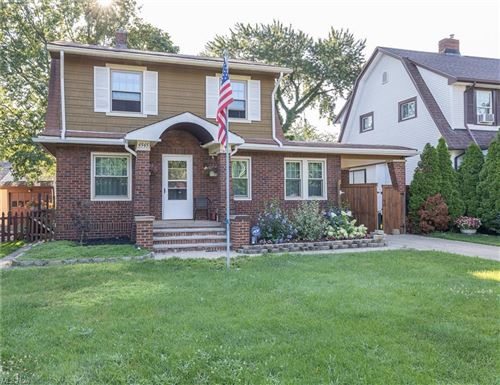 Photo of 4545 Broadale Avenue, Cleveland, OH 44109 (MLS # 4287227)