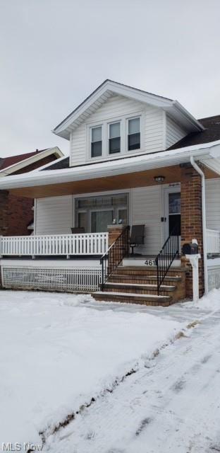 4612 Bader Avenue, Cleveland, OH 44109 - #: 4253230