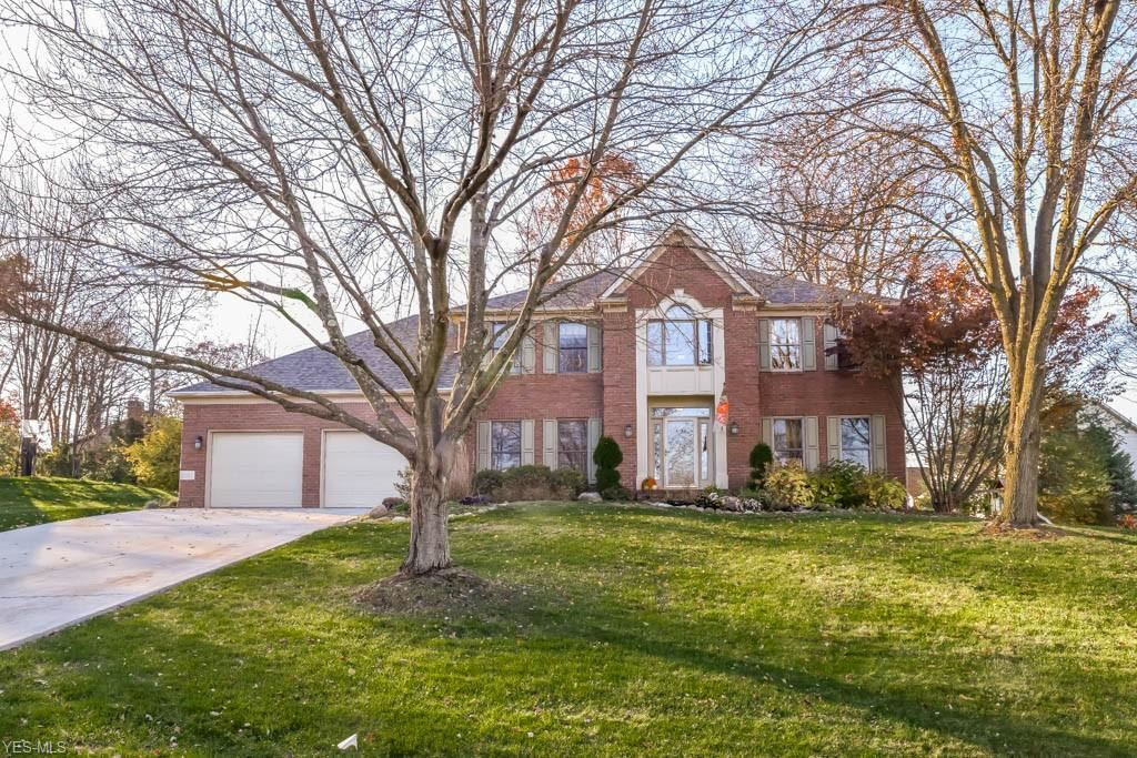 4365 Red Fox Drive NW, Massillon, OH 44646 - #: 4243249