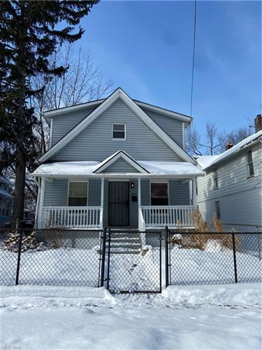 Photo of 840 E 147th Street, Cleveland, OH 44110 (MLS # 4257254)