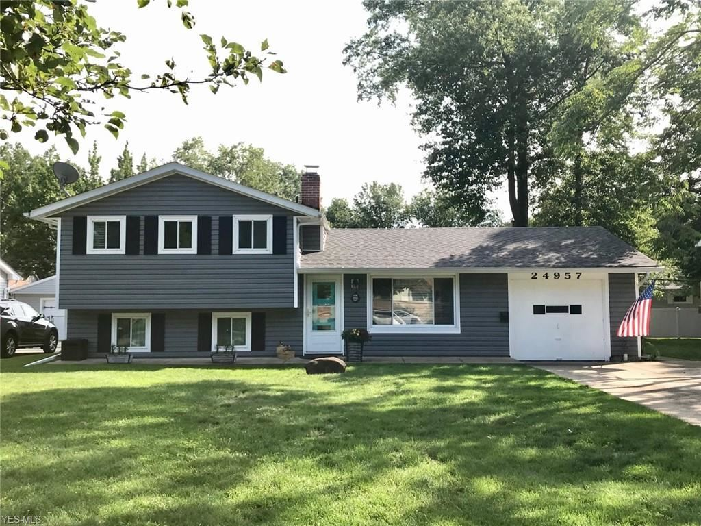 24957 Antler Drive, North Olmsted, OH 44070 - #: 4223257